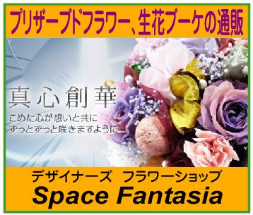 デザイナーズ フラワーショップ~「Space Fantasia」※山口県