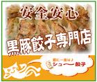 手づくり黒豚餃子~「シュ~餃子」※鹿児島県
